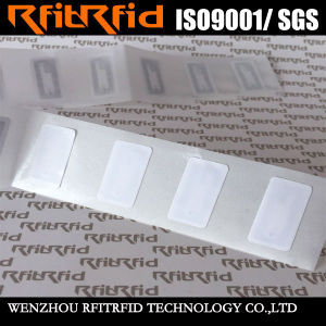 Heat Resistant Long Range Coated Paper Supply Chain RFID Tag