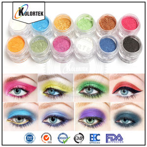 Mica Pigment Powder for Eyeshadow pictures & photos