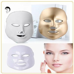 LED Beauty Facial Mask Lights Rejuvenation Machines with 7 Colors Lights pictures & photos