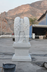 White Carrara Stone Sculpture Marble Memorial (SY-M001) pictures & photos