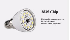 LED Candle Light Bulb Energy Saving Lamp pictures & photos
