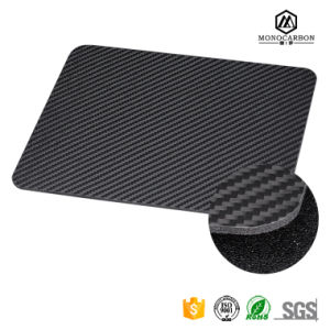 Decorative Low Price Office Stationery Carbon Fiber Mouse Pad Specilized School Mouse Mat pictures & photos
