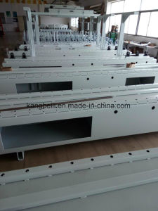 Pur Profile Hot adhesive Furniture Indoor Decorative Woodworking Wrapping Machine pictures & photos