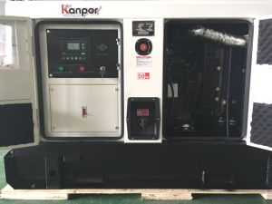 Factory 50Hz 40kw 50kVA Army Use FAW Super Silent Generator pictures & photos