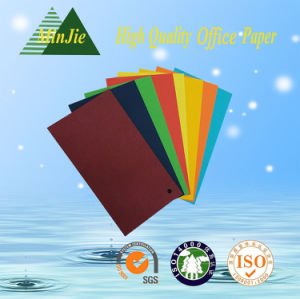 High Quality Wood-Free Color Offset Printed Paper for Decorative Paper Shredded pictures & photos
