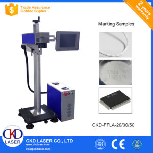 Laser Printing Batch Coding Machine for Plastic pictures & photos