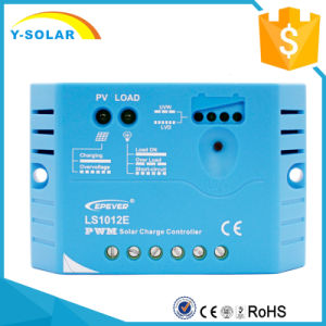 Epever 10A 12V Solar Panel/Power Regulator for Solar Syatem Ls1012e pictures & photos