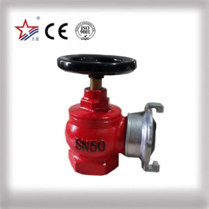 Dn 50, 65 Indoor Fire Hydrant Valve for Hot Sell Cheap pictures & photos