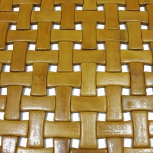 Natural Bamboo Block Placemat for Tabletop & Flooring pictures & photos