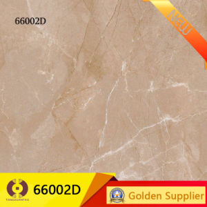 60X60 Polished Glazed Porcelain Marble Tile Wall and Floor (66002D) pictures & photos