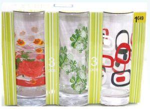 High Quality Machine Press Tumbler Glassware Kb-H0166 pictures & photos