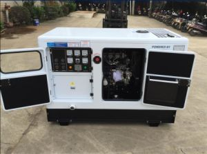 Electrical Generator Powered by UK Engine pictures & photos