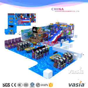 2017 Best Sale Pirate Themes Indoor Playground Safe Equipment for Kids pictures & photos