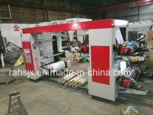 4 Colors Flexography Printing PE Bag Machine (YT-41000) pictures & photos