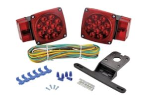 12V Deluxe Sumbersible LED Trailer Light pictures & photos
