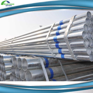 Reliable Suppleir with Assured Quality of Steel Pipe Scaffolding Materials Thick Wall Pipe