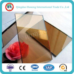 4mm-8mm Building Glass Bronze Reflective Glass pictures & photos