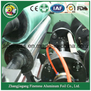 High Quality Automatic Aluminium Foil Cutting and Making Machine pictures & photos
