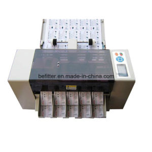 SSA-003 350(GSM) A3+ full-automatic name card cutter pictures & photos