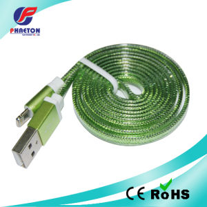 USB Cable for Mobile Phone for iPhone 5 pictures & photos