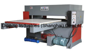 Cutting Machine for PVC Floor Tiles pictures & photos