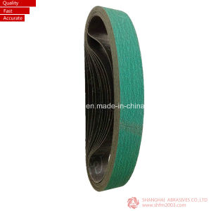 10*330mm, Zirconia Abrasives Belts for Grinding & Sanding pictures & photos