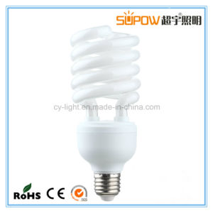 Half Spiral 30W T4 CFL Light Energy Saving Lamp pictures & photos