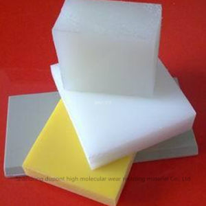0.97g /Cm3 Density PE Plastic Sheet with Customized Size