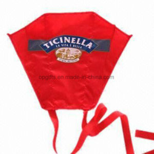 Custom Printed Logo for Cheap Diamond Promotional Kite pictures & photos