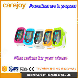 Best Price OLED Fingertip Pulse Oximeter with Ce Approved pictures & photos