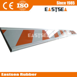 Recycled PVC Plastic Parking Safety Barrier Fence pictures & photos