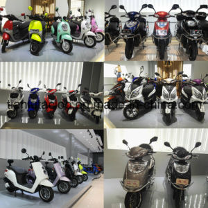 10 Inch 350W500W 800W Lithium Battery Electric Motorcycle with Pedals/Cheap E Scooter pictures & photos