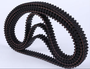 T-Type/Rpp/Std/Htd Rubber Timing Belt with ISO Certification pictures & photos
