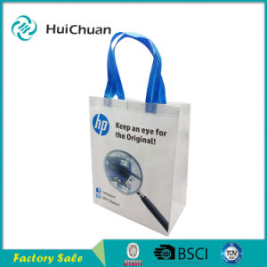 Ultrasonic Non Woven 3D Shopping Bag pictures & photos