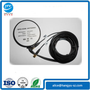 GPS+GSM Antenna Combo Antenna Magnet Inside SMA Male Connector pictures & photos