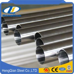 Cold Rolled 201 304 430 Stainless Seamless Steel Pipe pictures & photos