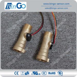 High Quality Quick Connection Brass Liquid Flow Sensor, Mass Water Flow Sensor pictures & photos