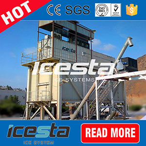 Icesta High Speed Concrete Cooling Makers pictures & photos