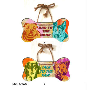 Home Door Hanging Wooden Christmas Sign Beach Sign Pet Sign pictures & photos