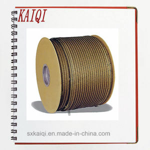 Nylon Coated Metal Spiral Loop Wire pictures & photos