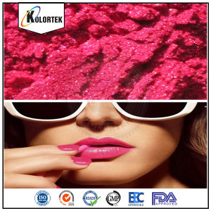Mineral Pearlescent Luster Mica Pigments for Lipstick pictures & photos