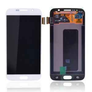 for Samsung Galaxy S6 LCD Screen Replacement, Original LCD for Samsung Galaxy S6, for Samsung S6 LCD pictures & photos
