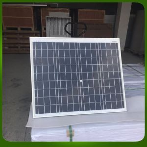 18V 50W/40W Polycrystalline Solar Panel with China Factory pictures & photos