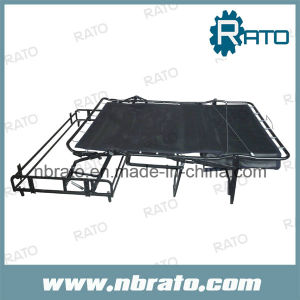 Folding Steel Sofa Bed Frame pictures & photos