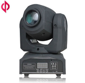 30W LED Mini Moving Head Light for Bar and Disco Using pictures & photos