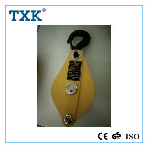 Hand Pulley Block with CE GS SGS Certificates pictures & photos