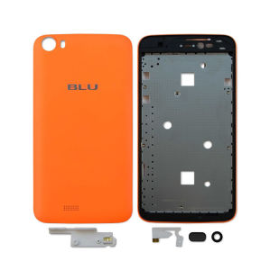 Top Quality Mobile Phone Back Cover Custom Phone Housing -Blu pictures & photos