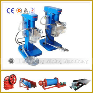 Small Flotation Machine for Mineral Testing pictures & photos