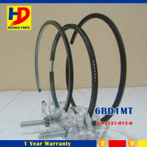 6bd1 4bd1 Isuzu Diesel Engine Parts Piston Ring (5-12121-015-0) pictures & photos