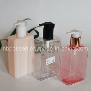 New 200/250/280ml PETG Plastic Bottle with Lotion Pump (PPC-NEW-117) pictures & photos
